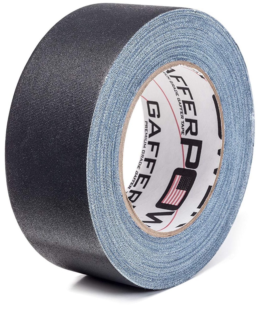 "Gaffer Power Premium Grade Gaffer Tape, Black, 2"" x 30 yds"