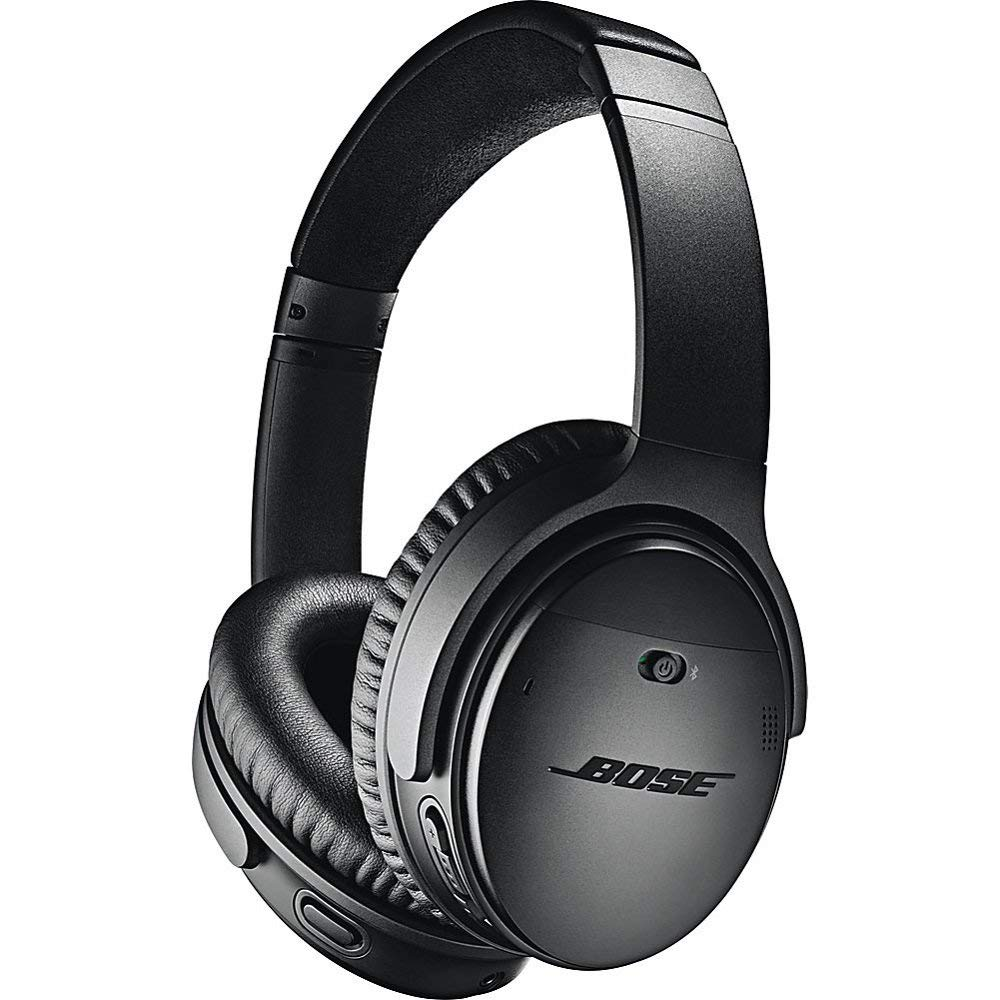 Bose QuietComfort 35 Wireless Noise Cancelling Headphones II