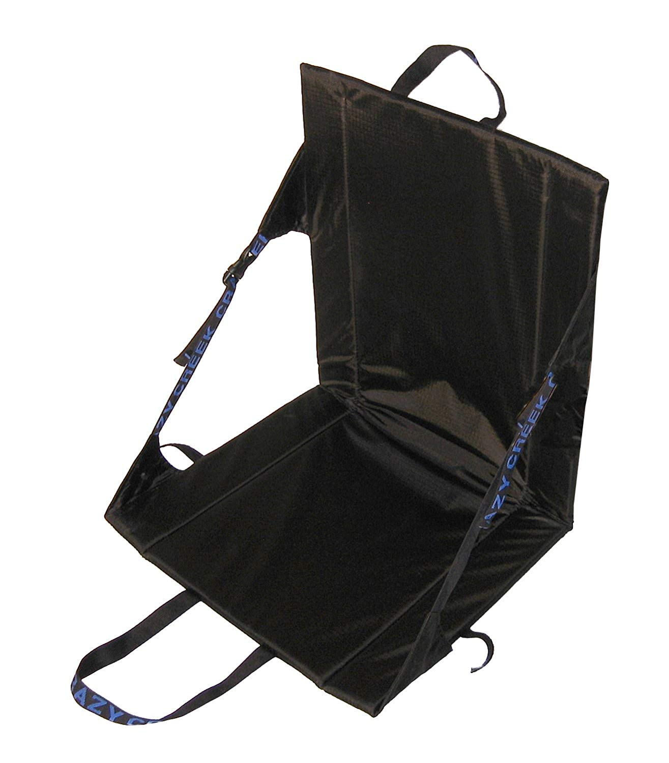 Crazy Creek Long Back Chair (Black)