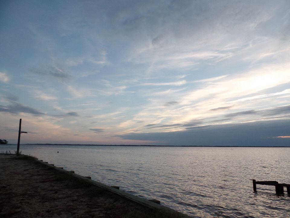 Sunset-Currituck Sound