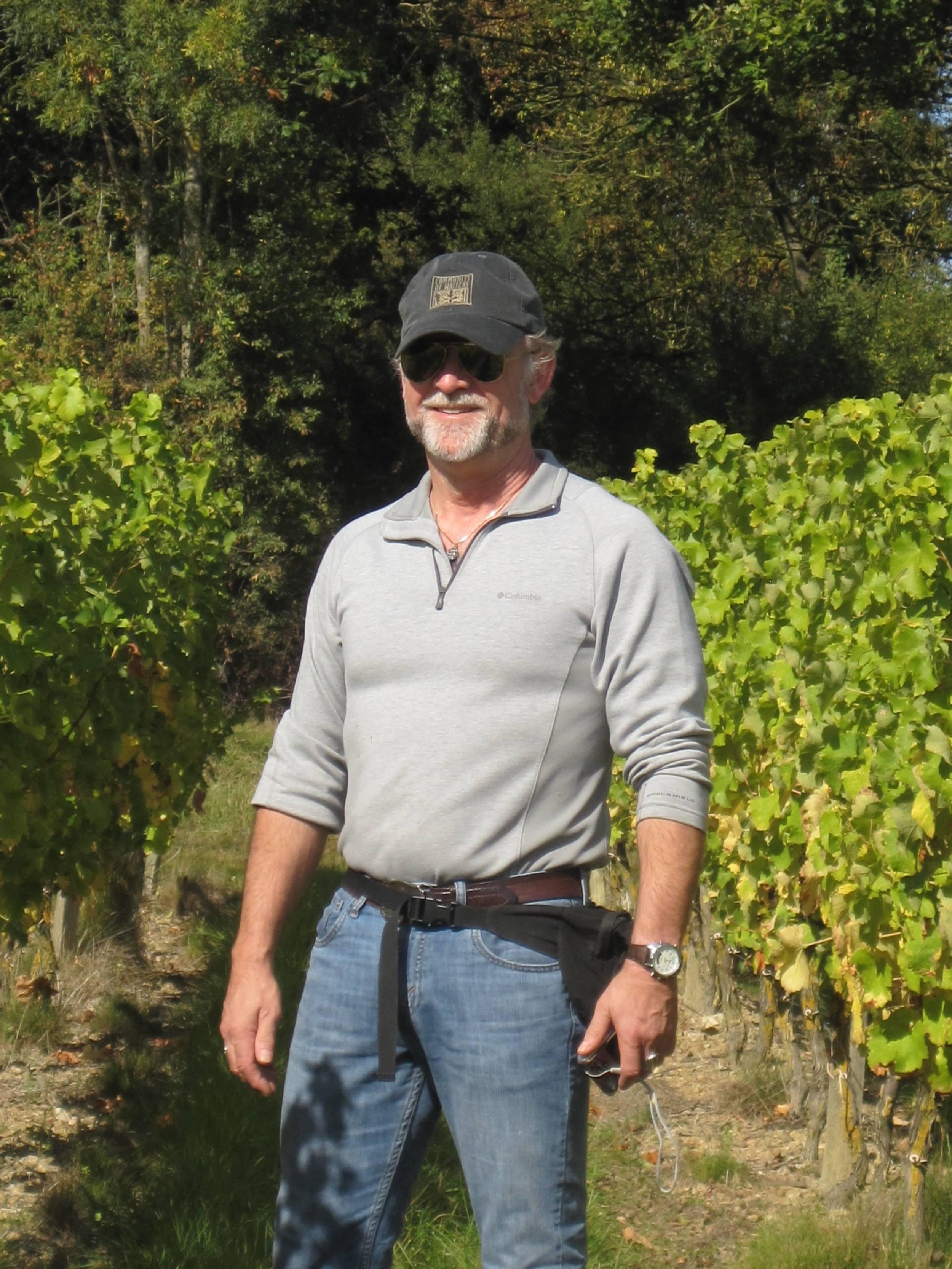 John among the vines