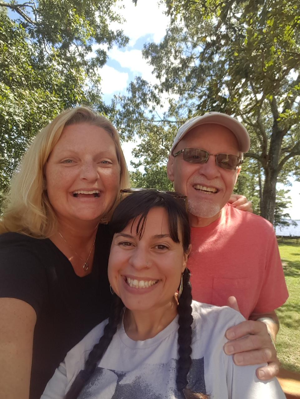 Rachel, Heather and Doug-Writeaway by the River September 2017.jpg
