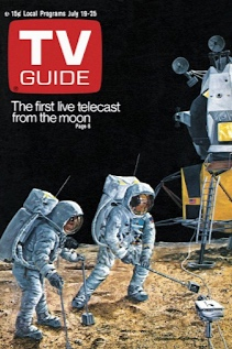TV Guide for July, 1969.
