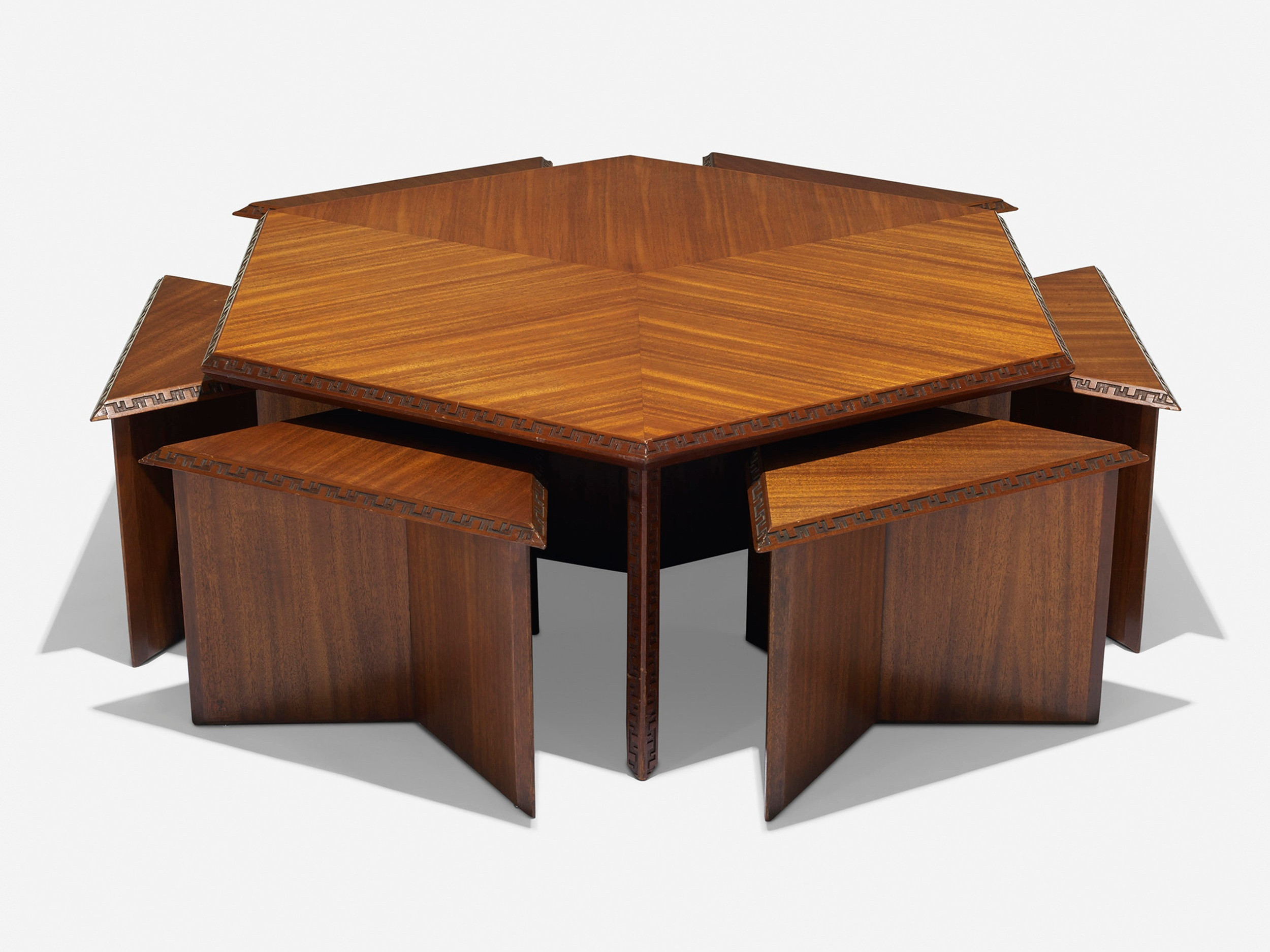 243_1_modern_design_march_2013_frank_lloyd_wright_table_model_453_c_and_six_stools_model_452_a__wright_auction.jpg
