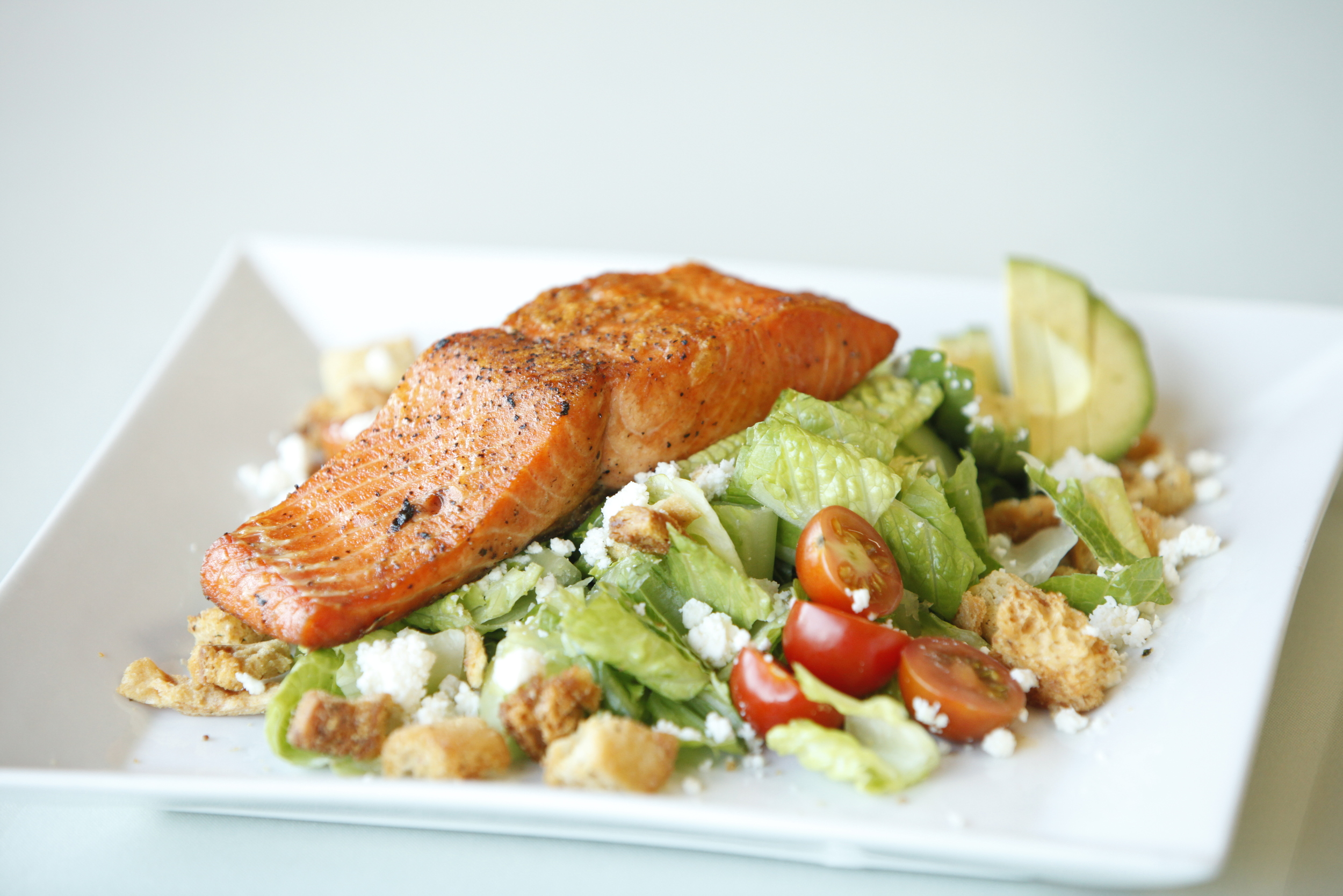 Wild Caught Salmon Salad