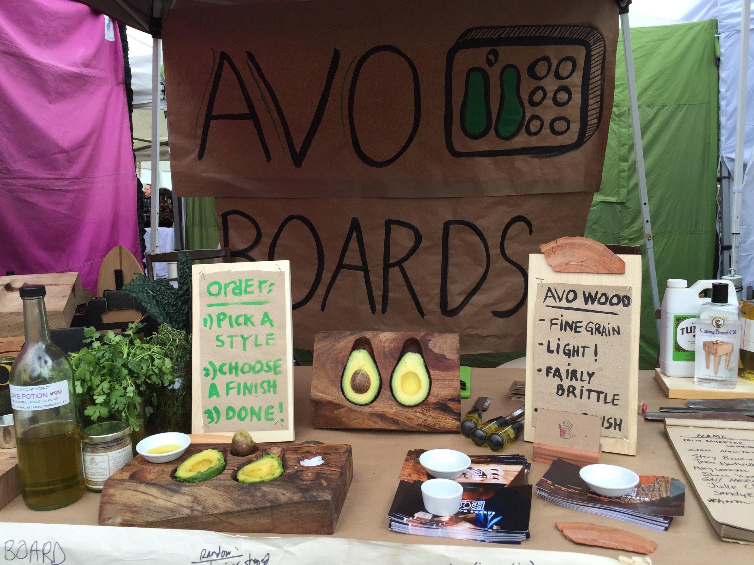 California avocado festival -