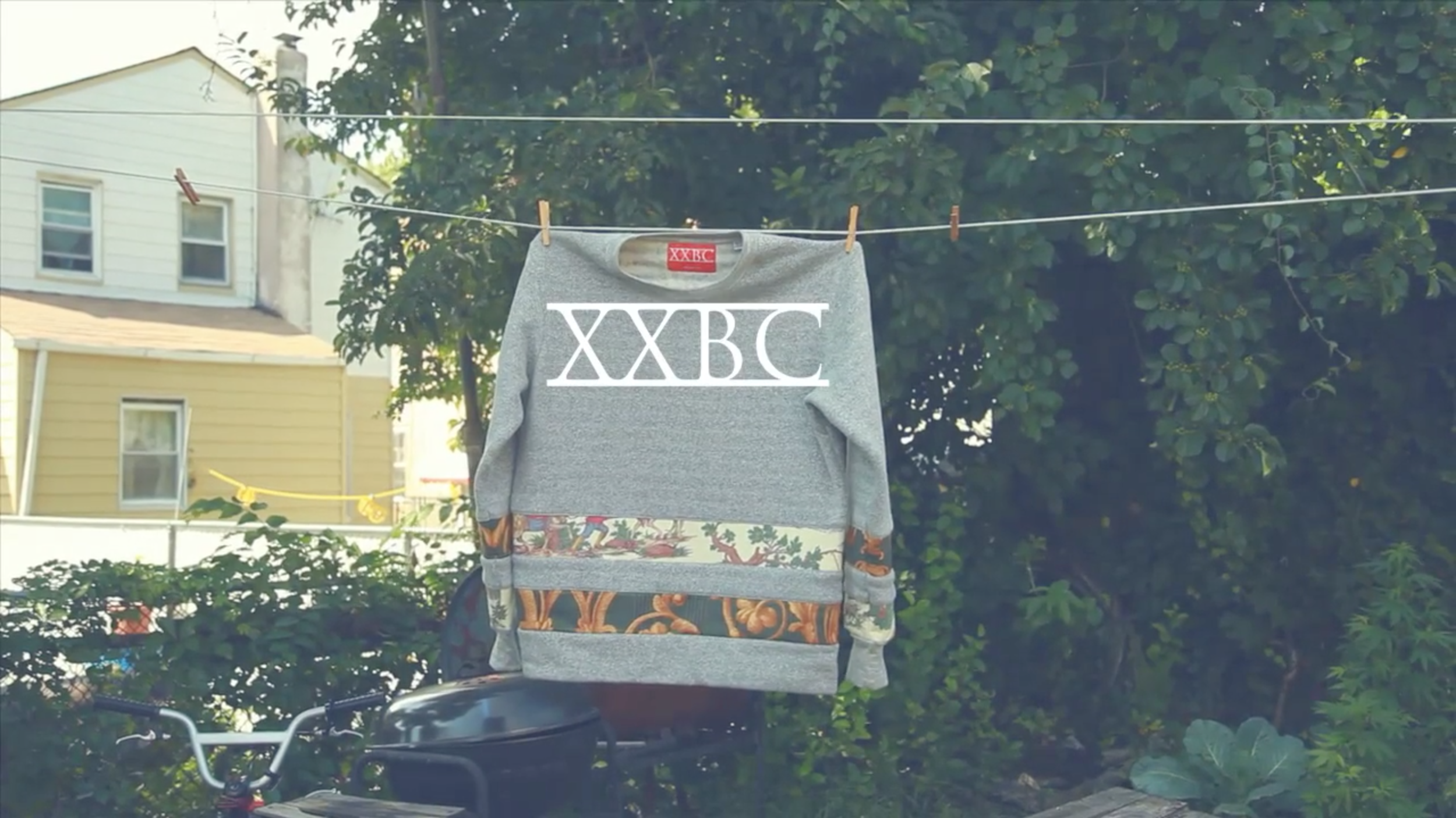 XXBC LOOKBOOK FILM -