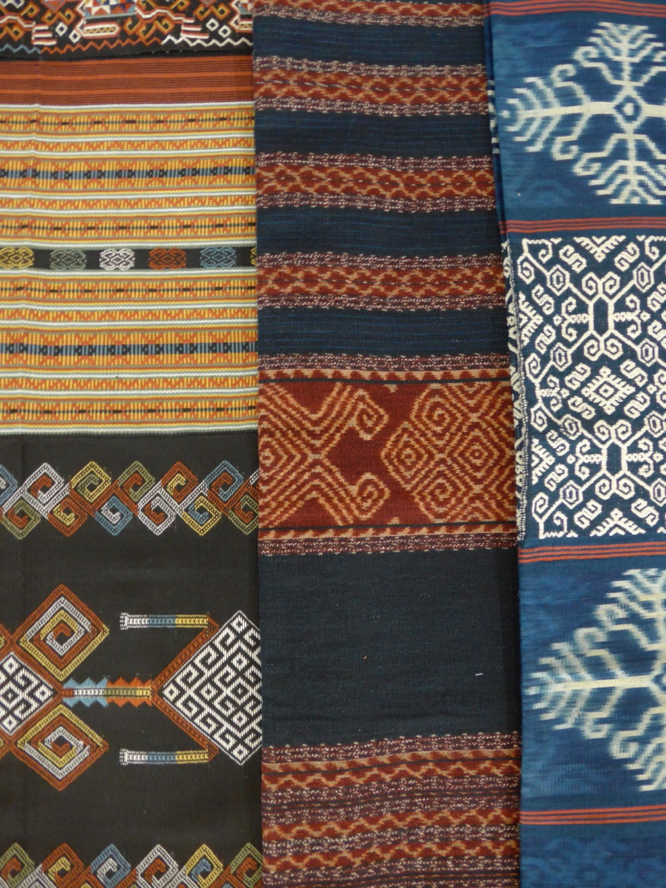 Exquisite textiles as wall art.jpeg