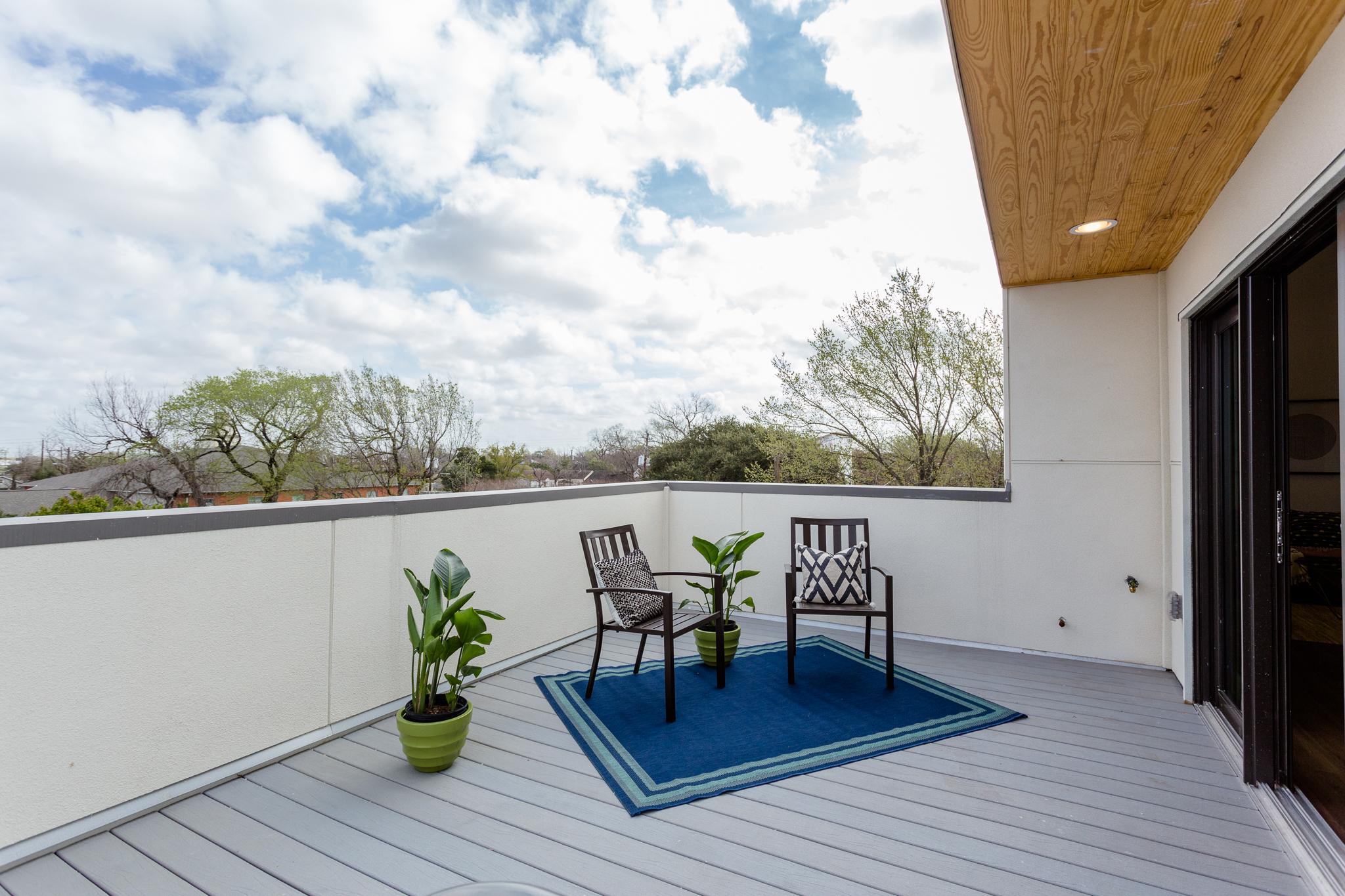 Third Story Roof Decks