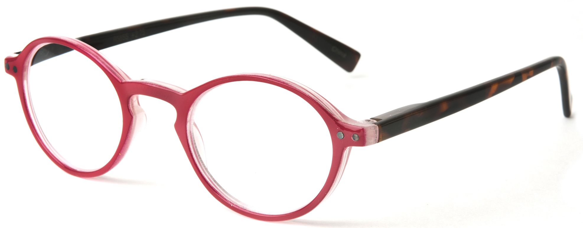 Preppy Round Readers in Red