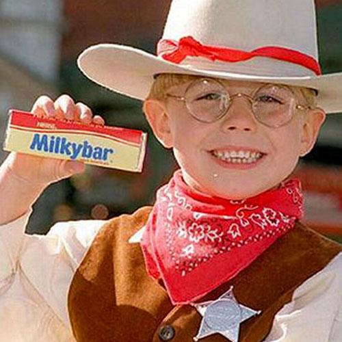 The Milky Bar Kid