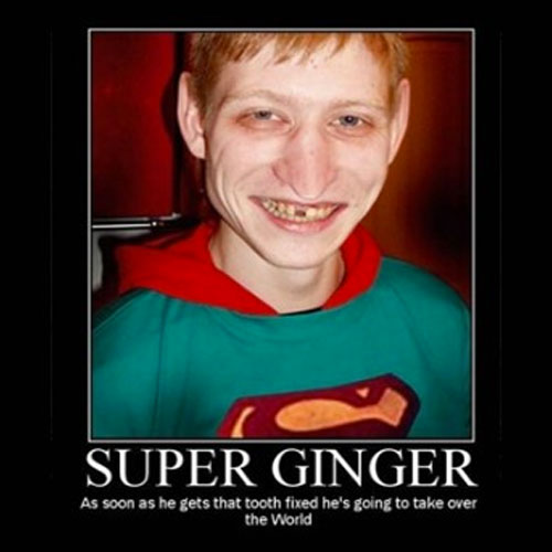 Super Ginger