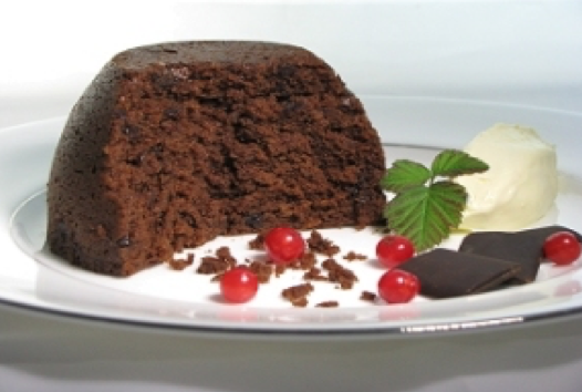 Triple Chocolate Pudding - Our Triple Chocolate is made with lots of melted Belgian chocolate and fine dark French cocoa powder. Coupled with Chocolate chips and a chocolate liqueur to give it that real finishing touch!