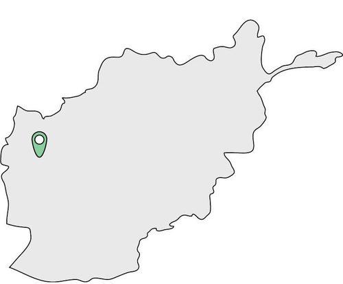 Herat, Afghanistan    Weitere Information über Afghanistan finden Sie  hier