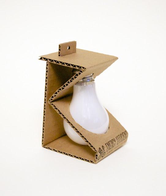 Duurzame verpakking van Esther Li