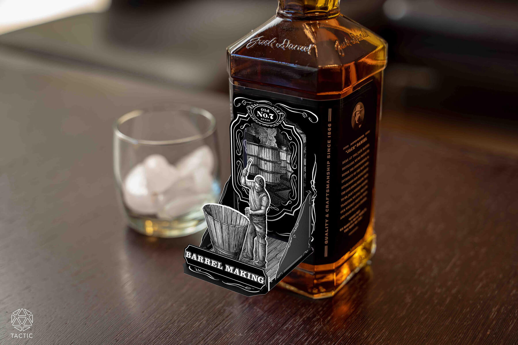 Waar komt Jack Daniels Whiskey vandaan?