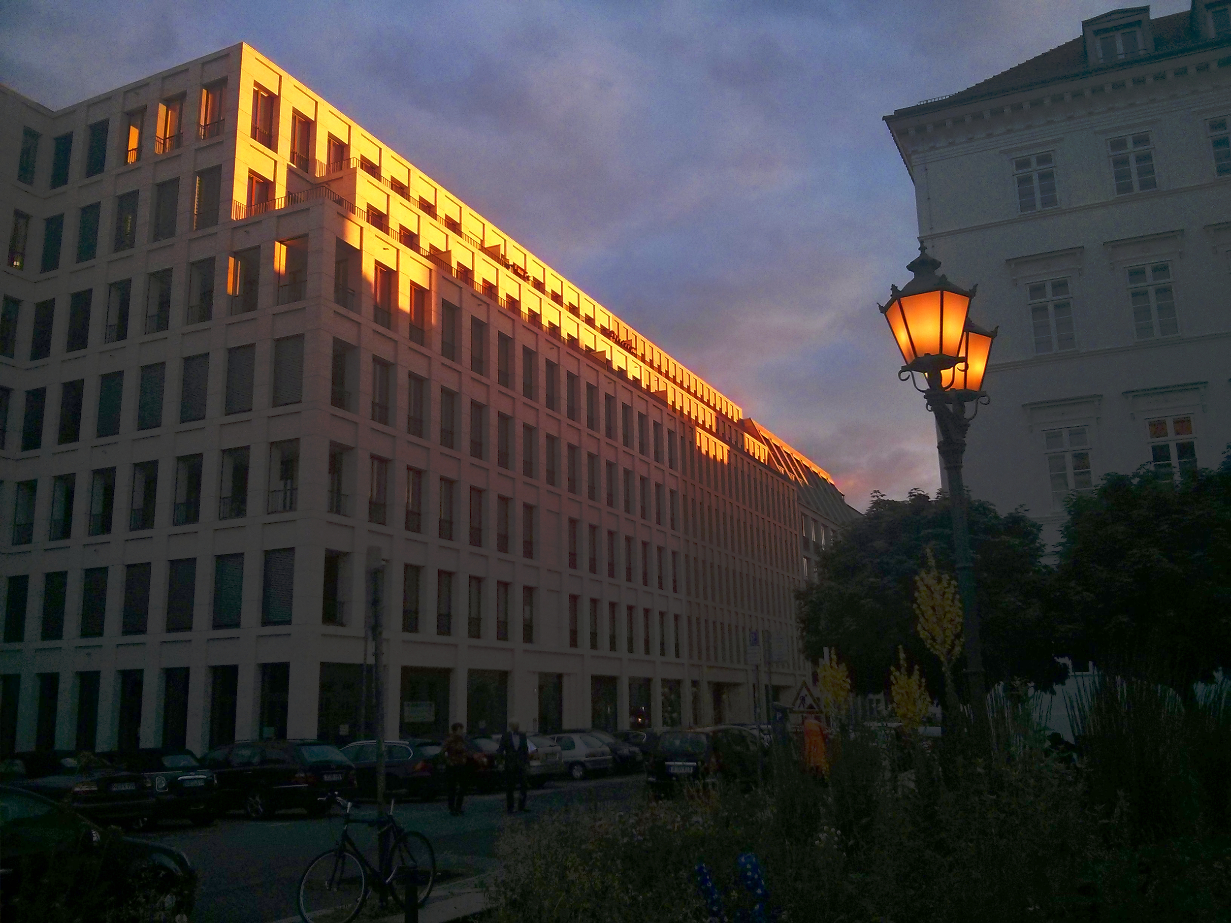 June 9, 2014: Day and night in Berlin