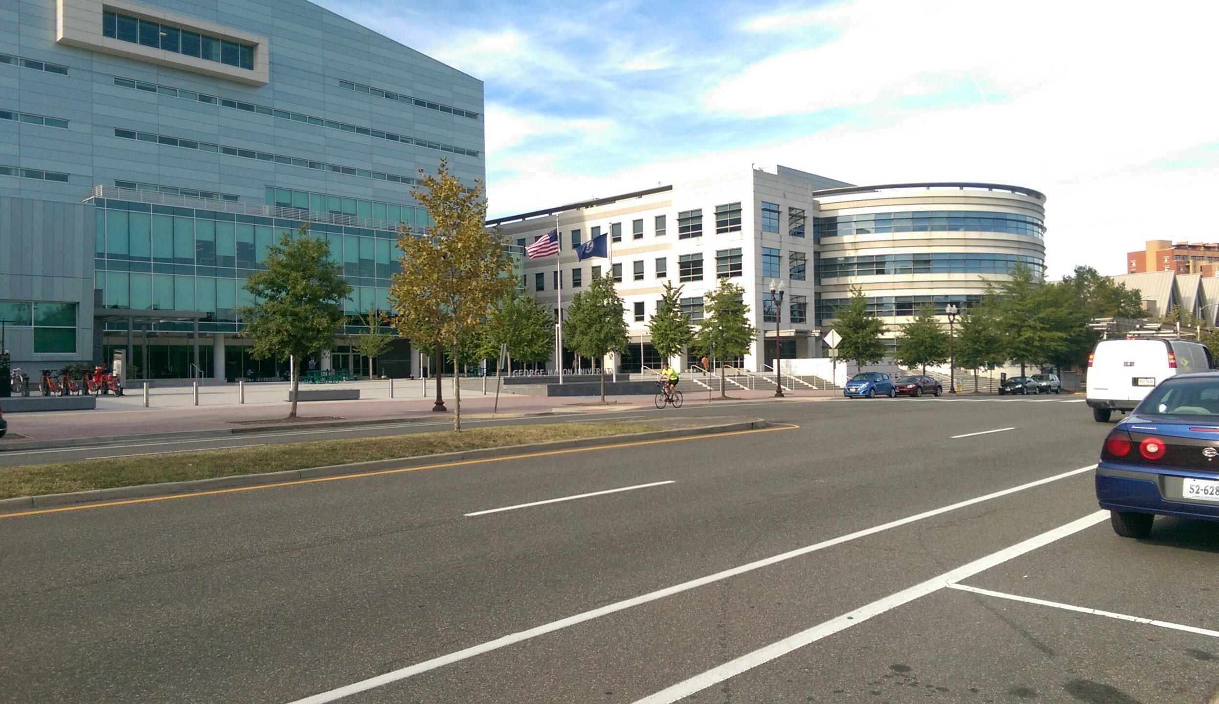George Mason University, Arlington Campus