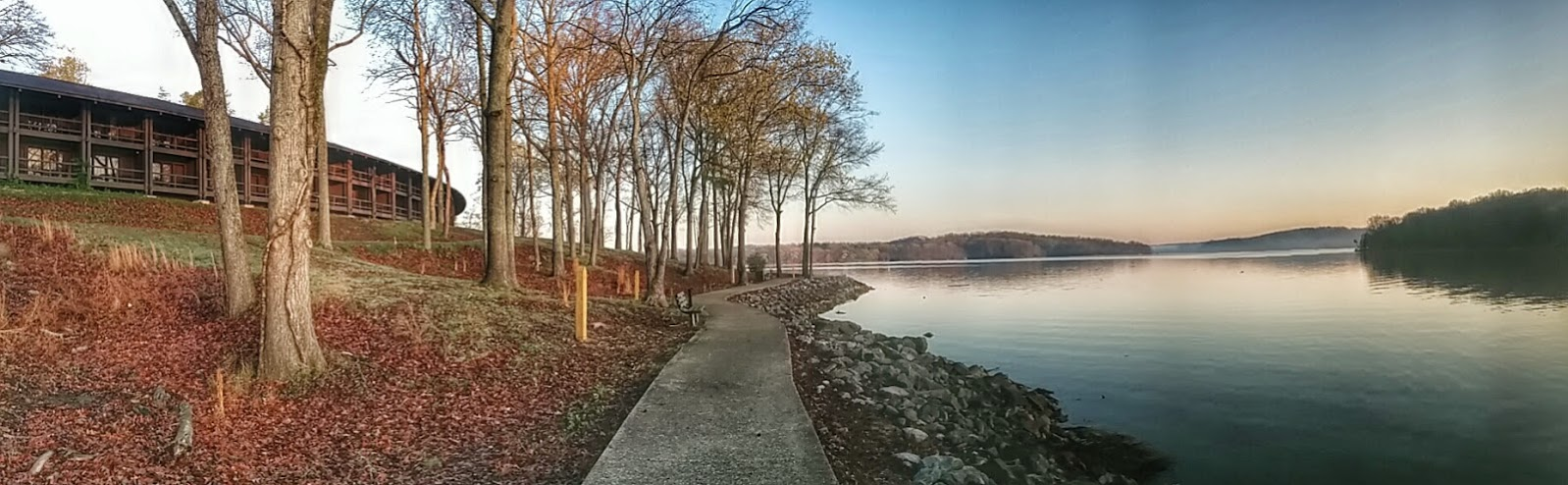 The summit was held at the beautiful Lake Barkley State Resort Park in Cadiz, KY