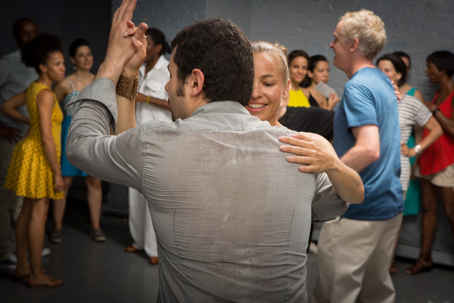 Salsa Bliss at 5Myles Gallery