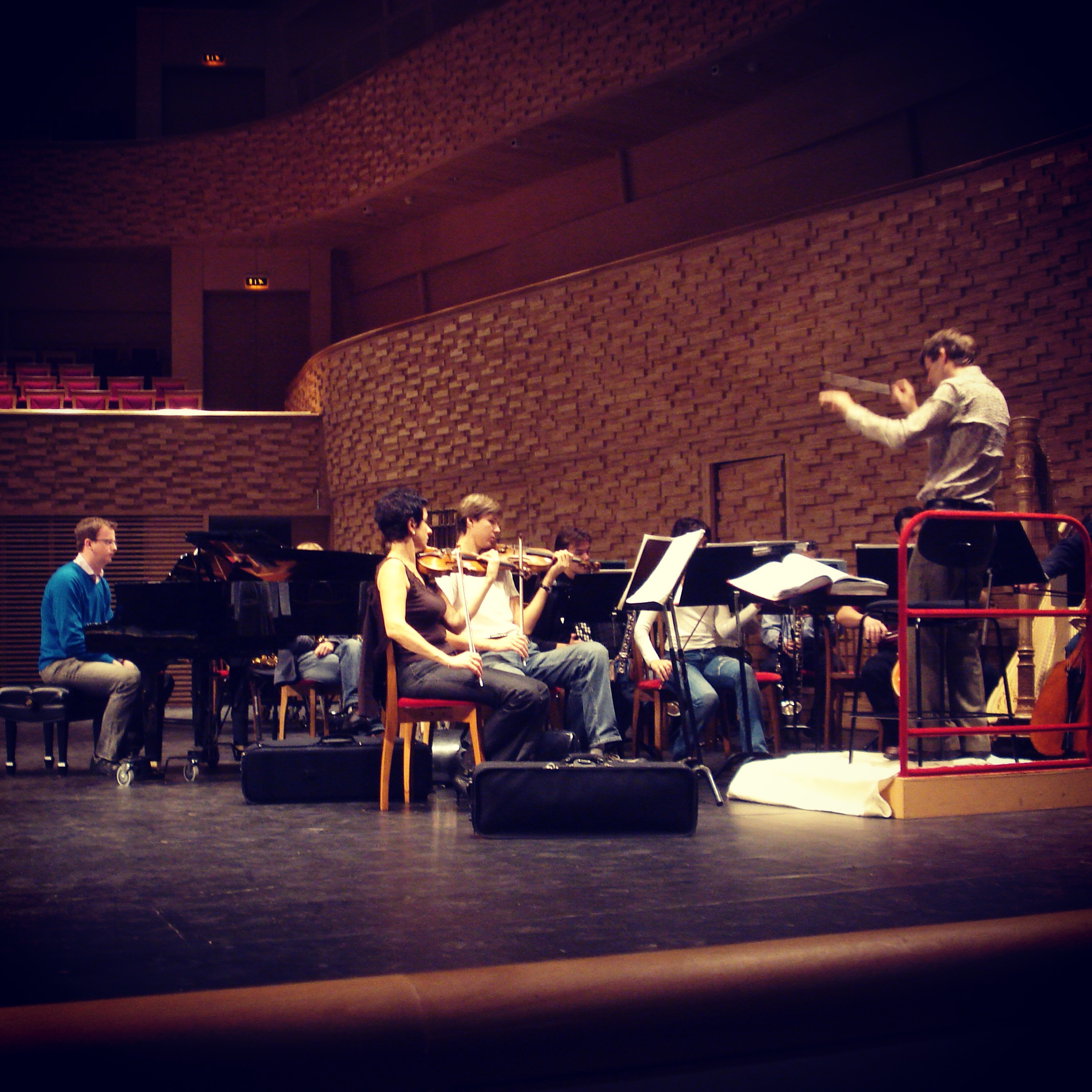 Mariinsky Orchestra and Timothy Redmond