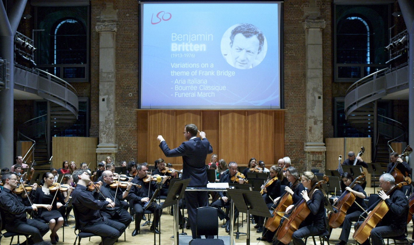 LSO Debut, 2012