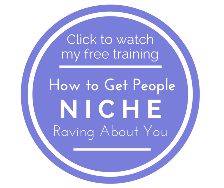 How do I develop a niche or specialization as a therapist?