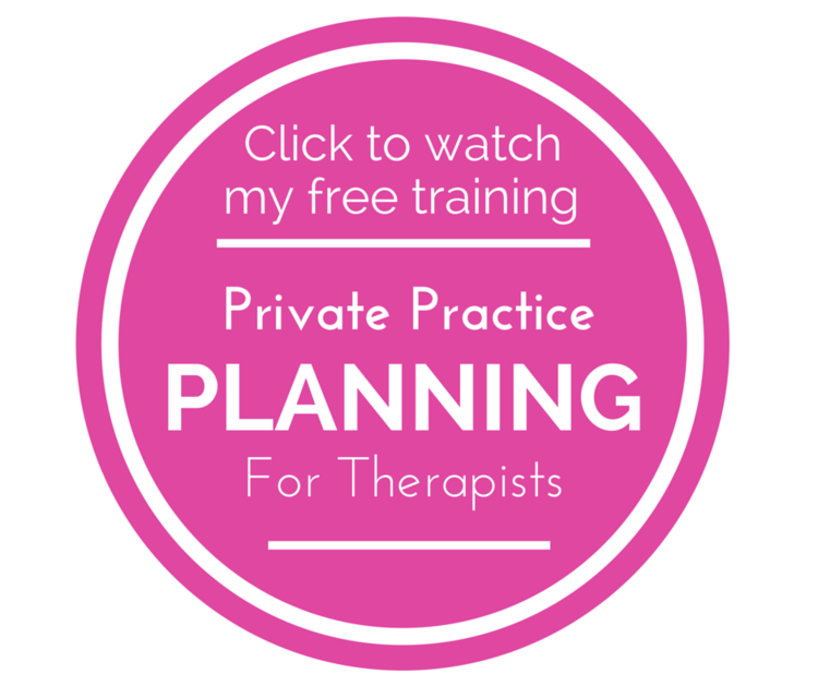 Business Planning for Therapists