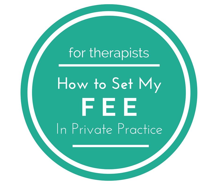 privatepracticefee