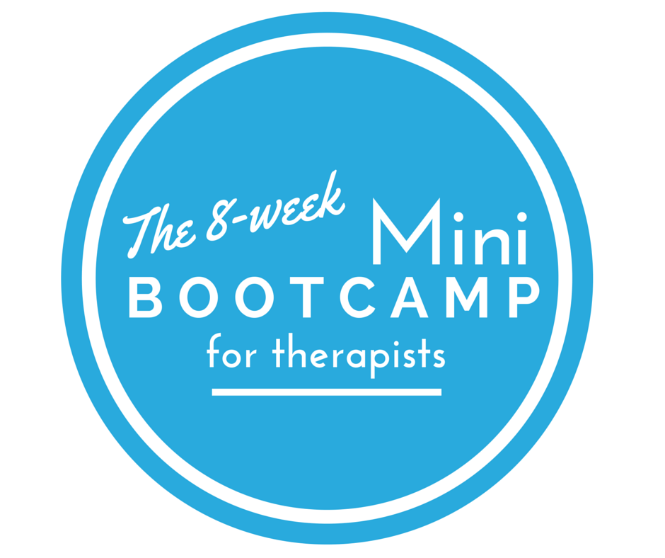 Free Bootcamp for Therapists