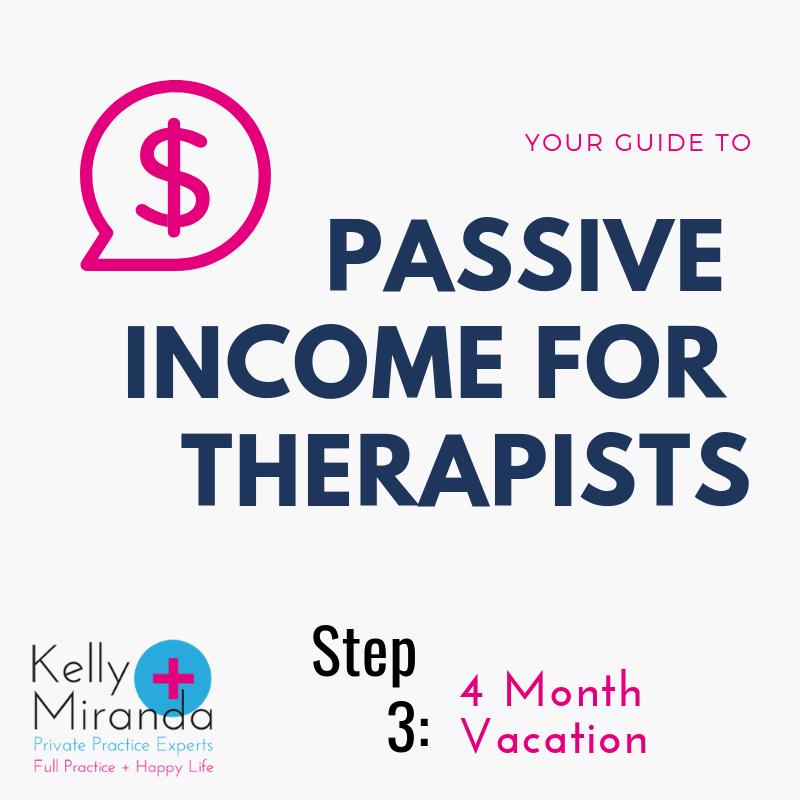 Passive Income Vacation