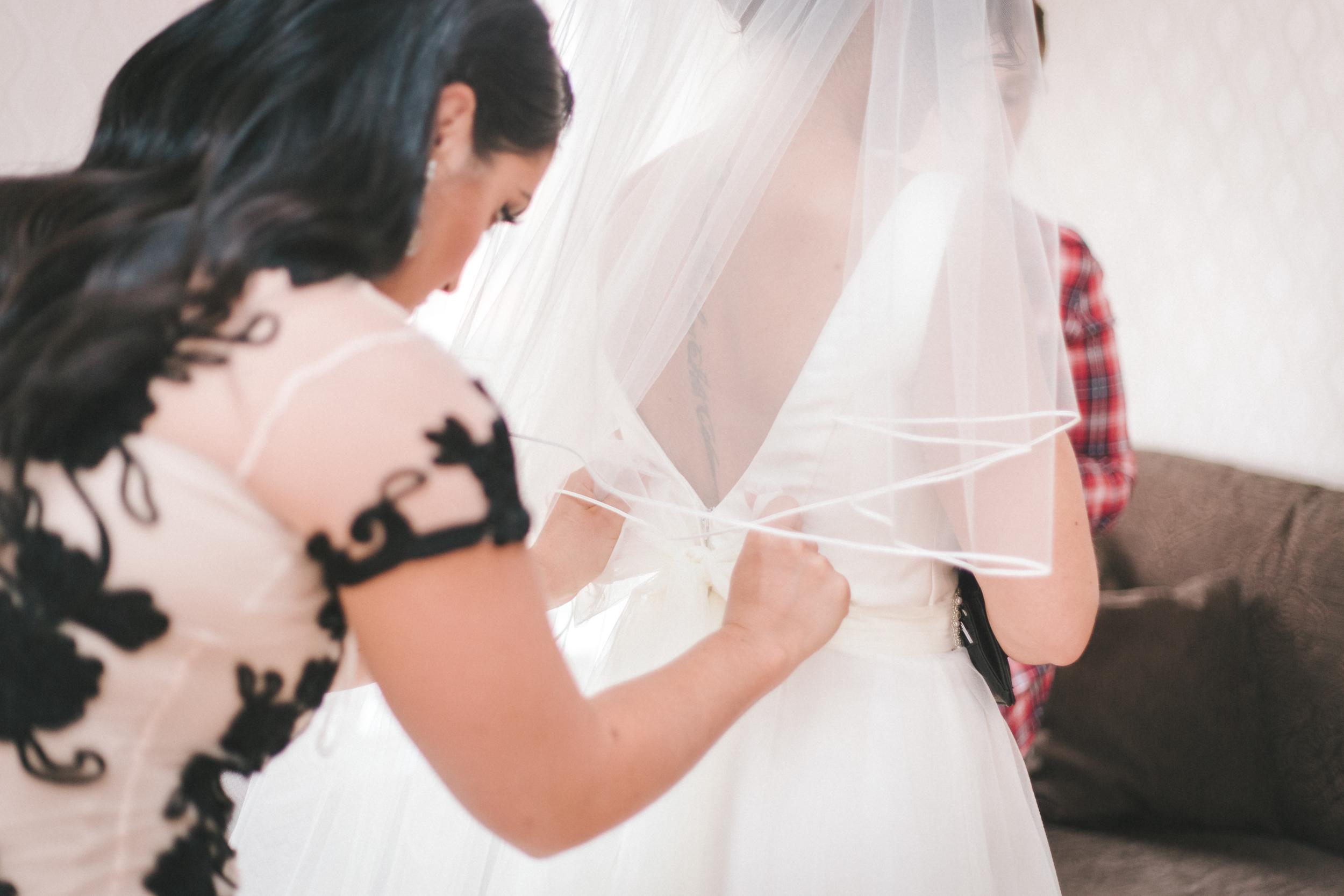Bröllopsfotograf i Sverige
