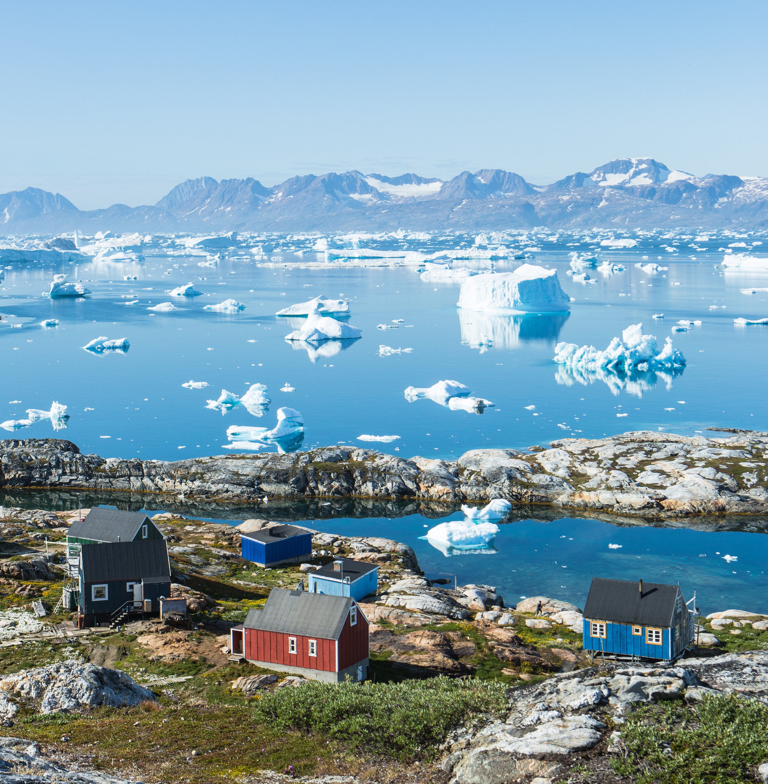 Exploring a Remote Pocket of Eastern Greenland - Departures