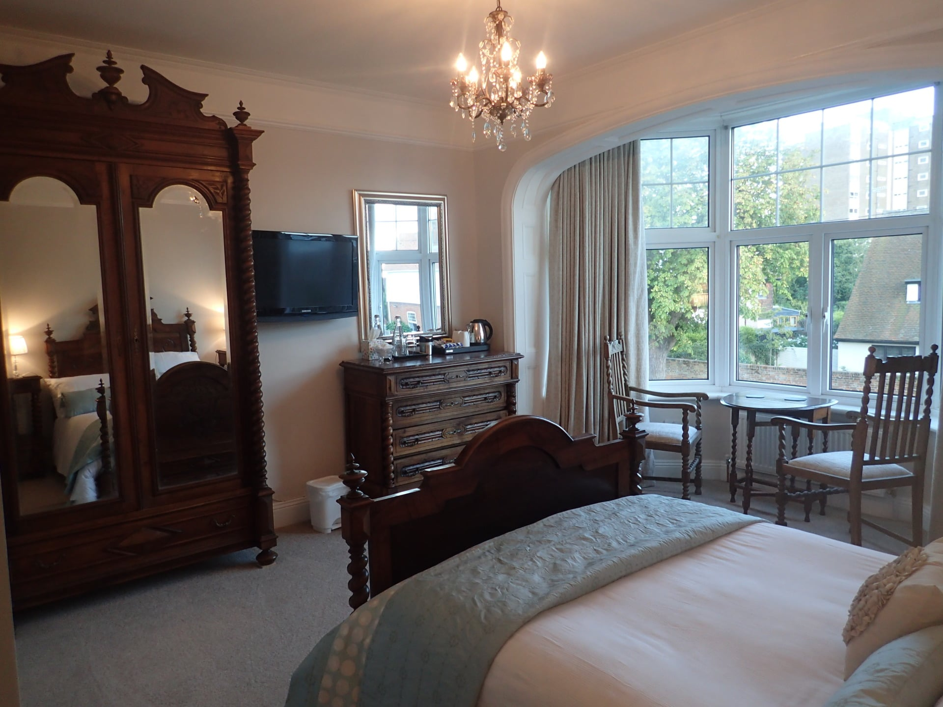 The Blue Room, The Old Surgery, Frinton