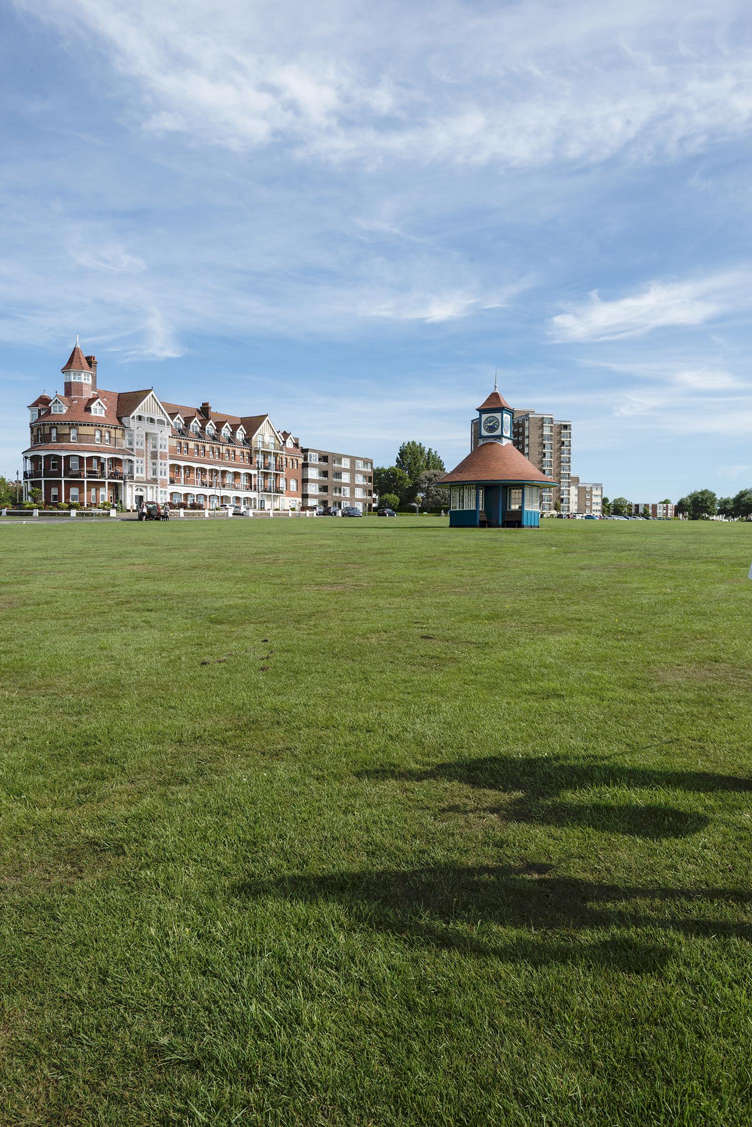Frinton's Greensward