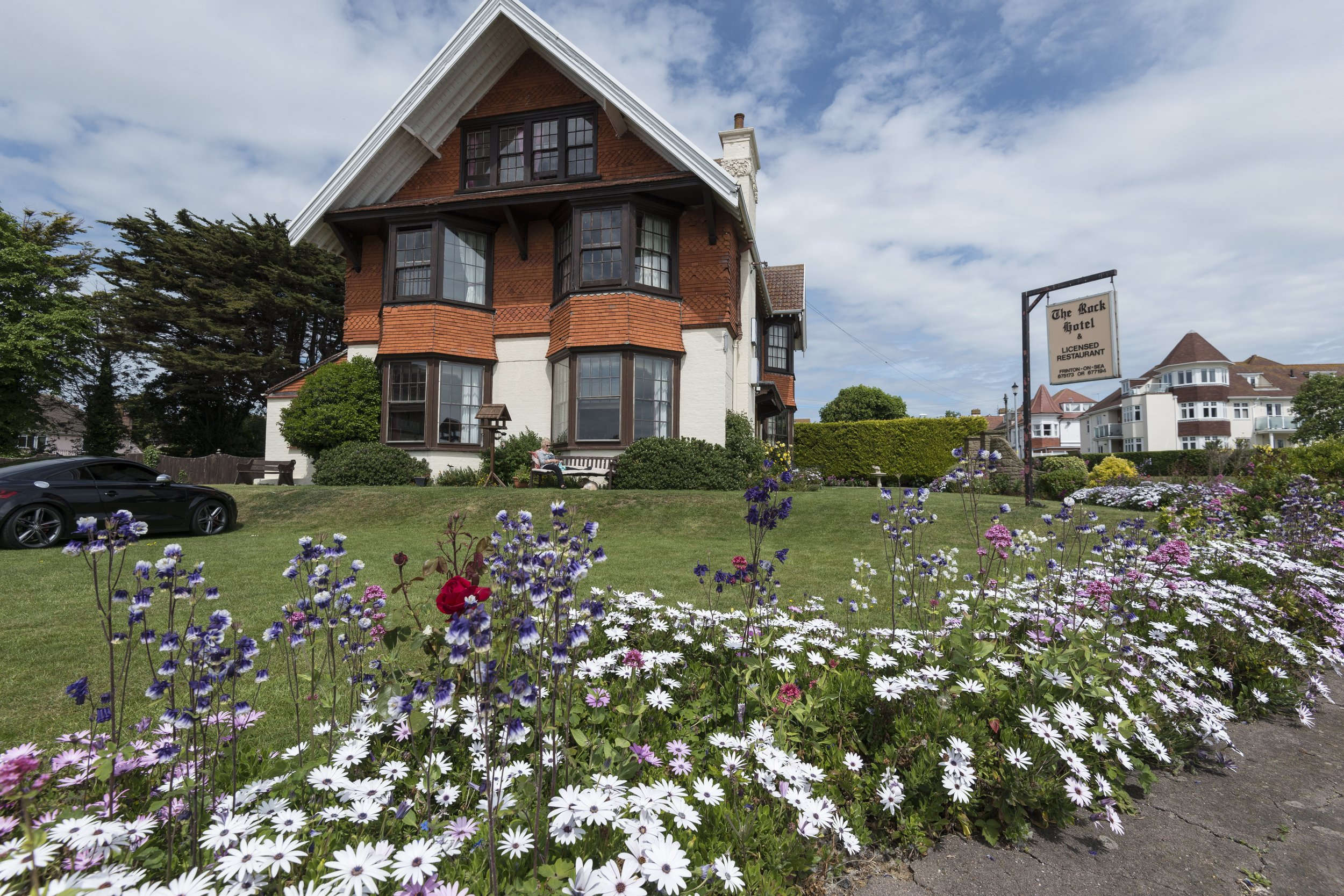 The Rock Hotel, Frinton
