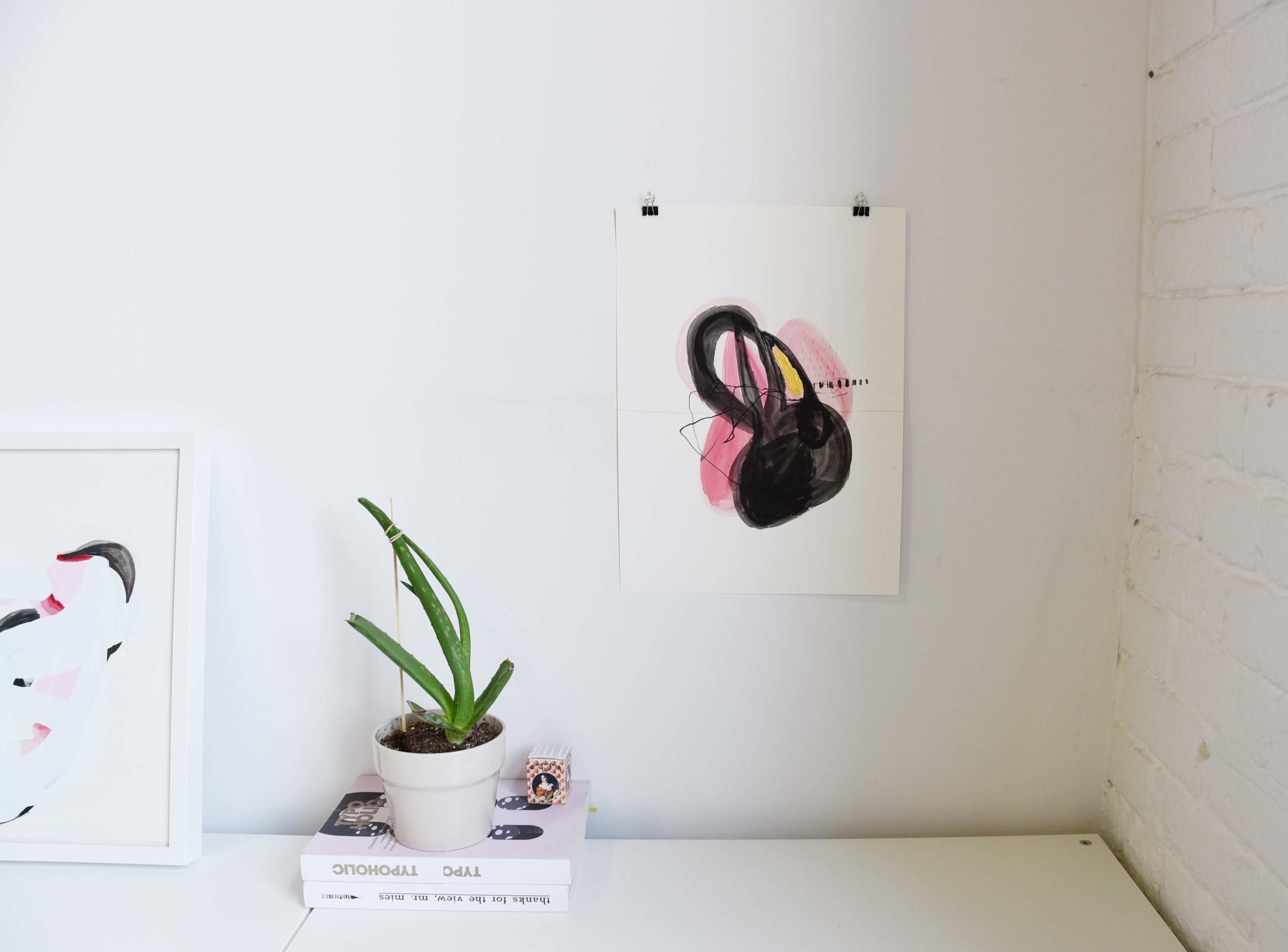 Heartbreak - print* 25$