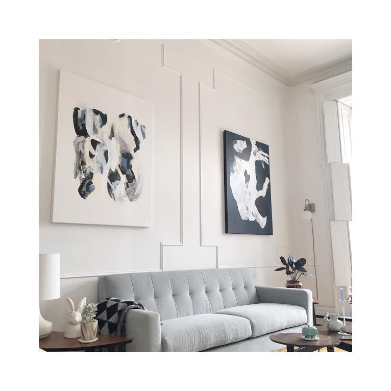 Paintings for Lauren