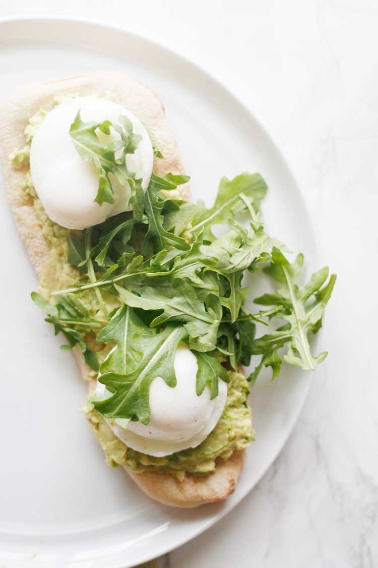 How to poach an egg perfectly every time