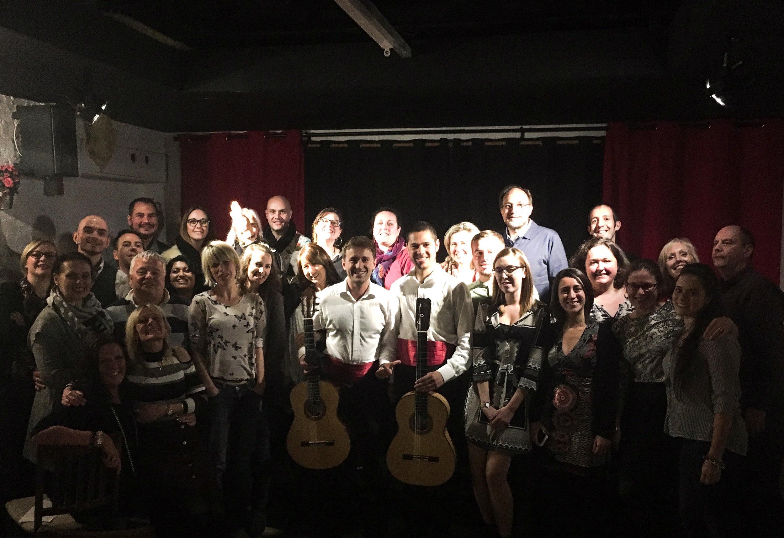 Amantia, Birmingham - Saturday 8th October 2016