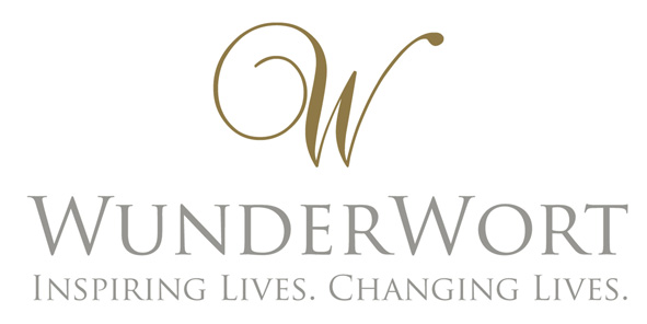 WUNDERWORT inspiring lives. changing lives.