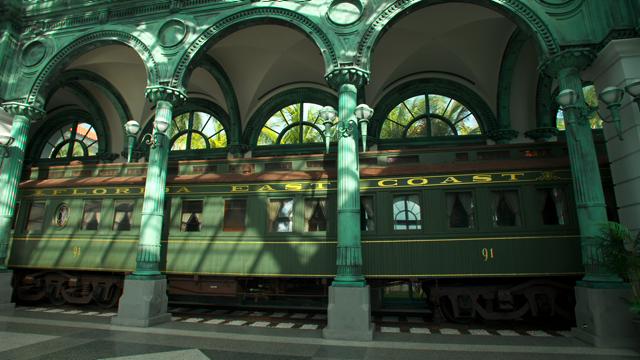 Flagler Rail Car