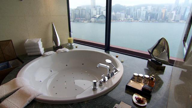 presidential bath