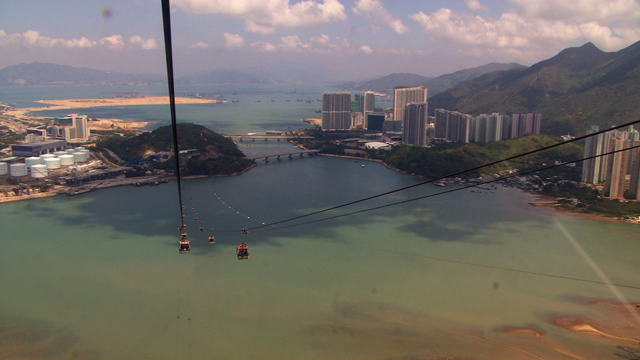 cable cart view