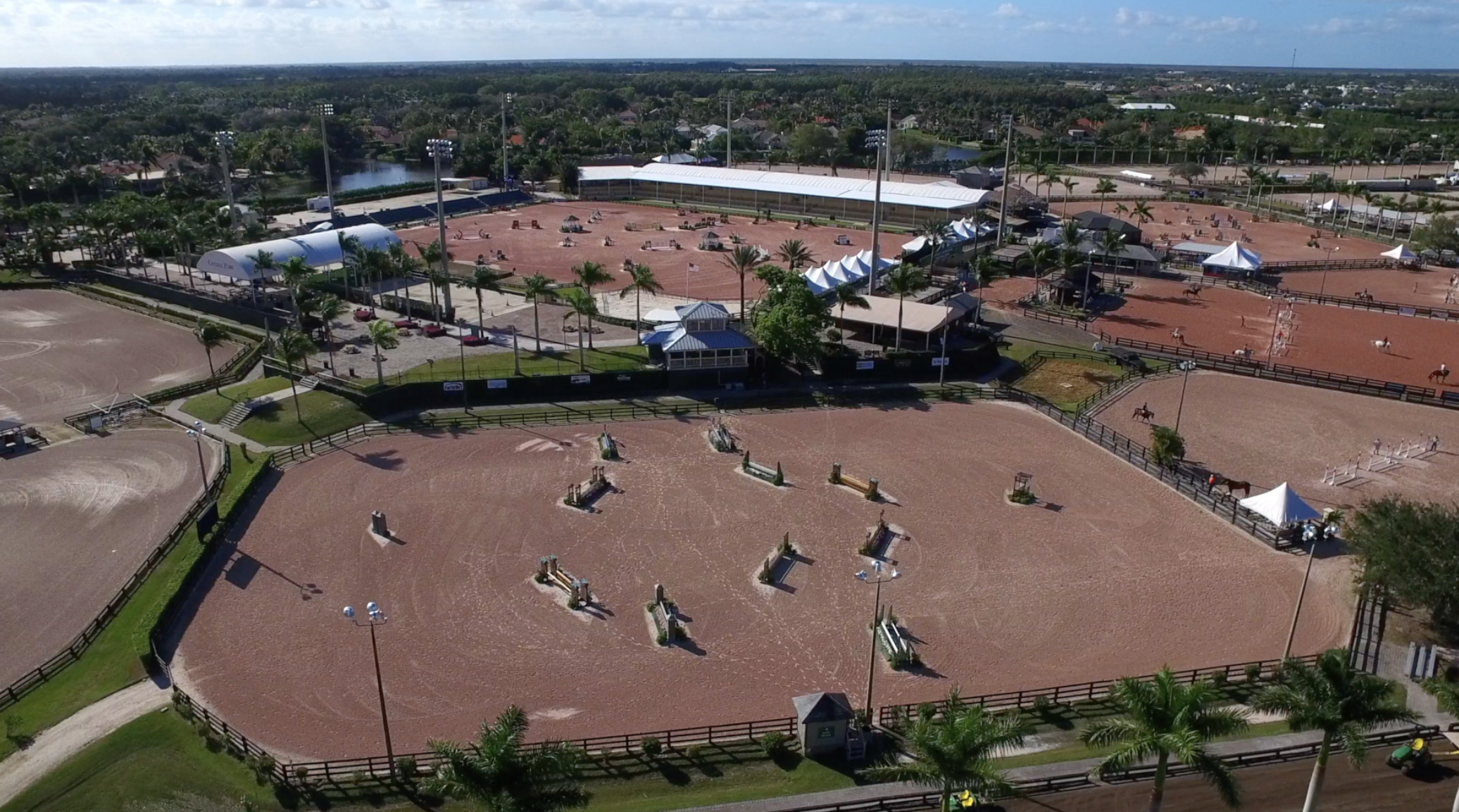 performance arenas