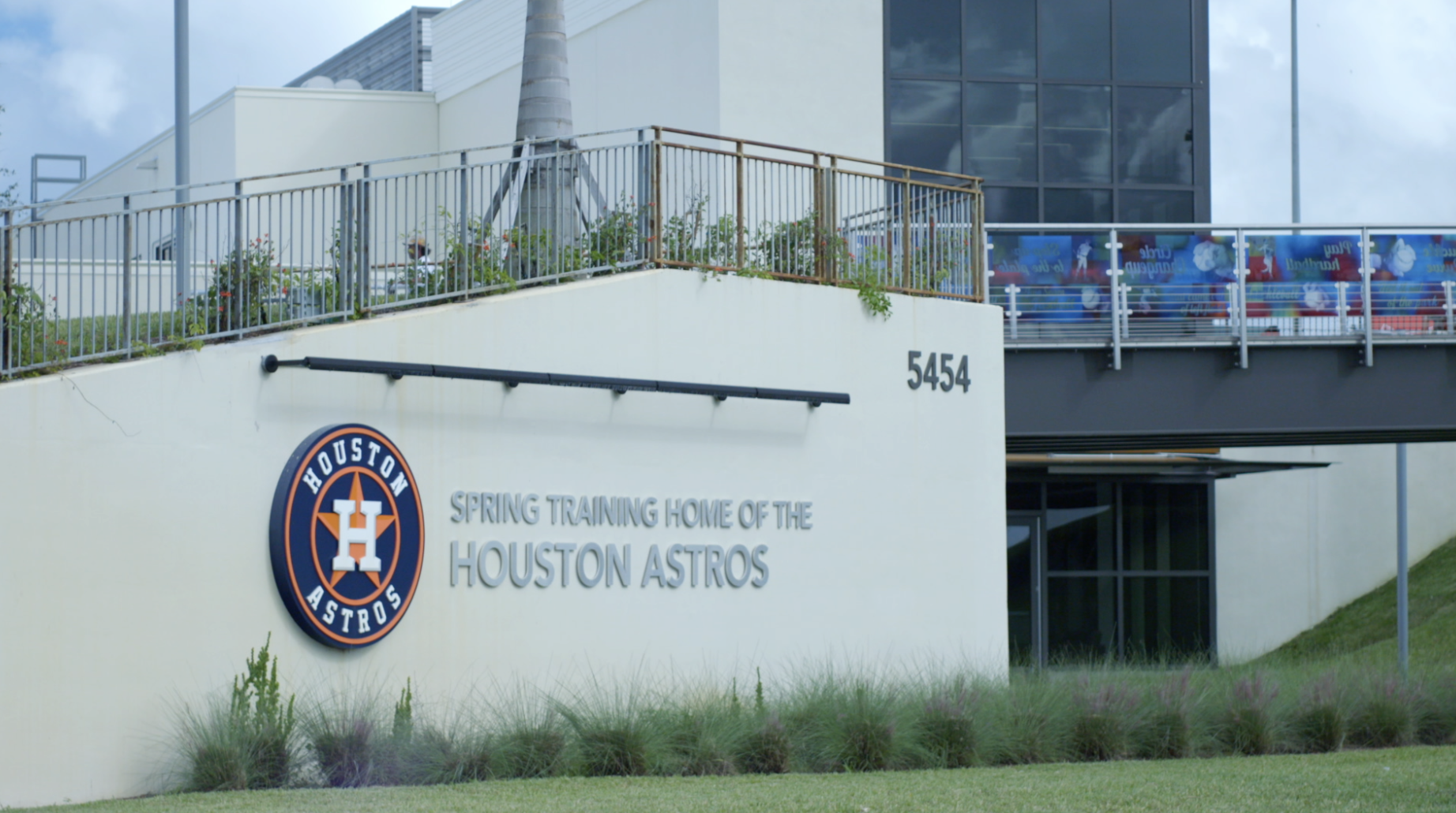 home of the astros