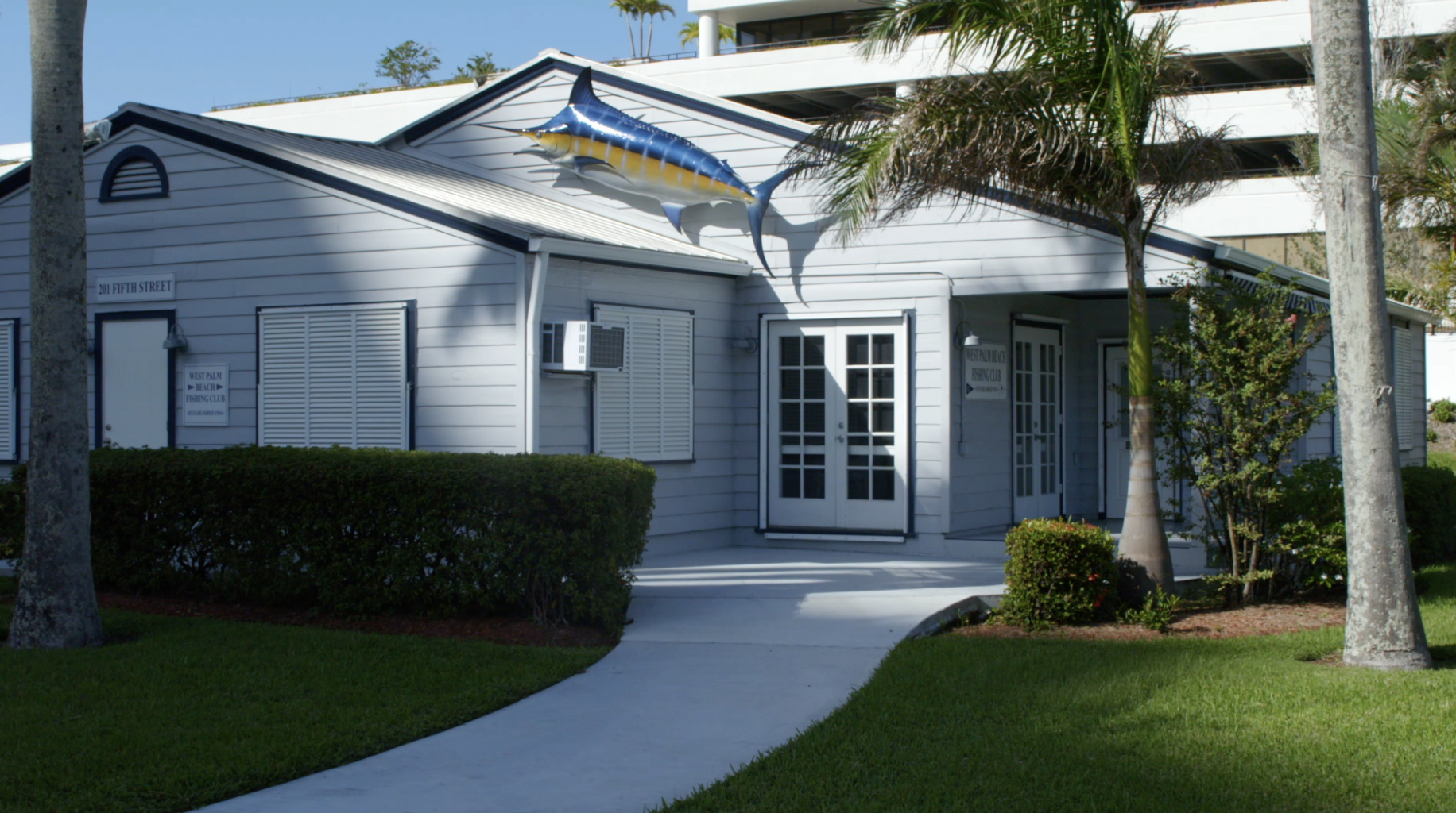 west palm fishing club house