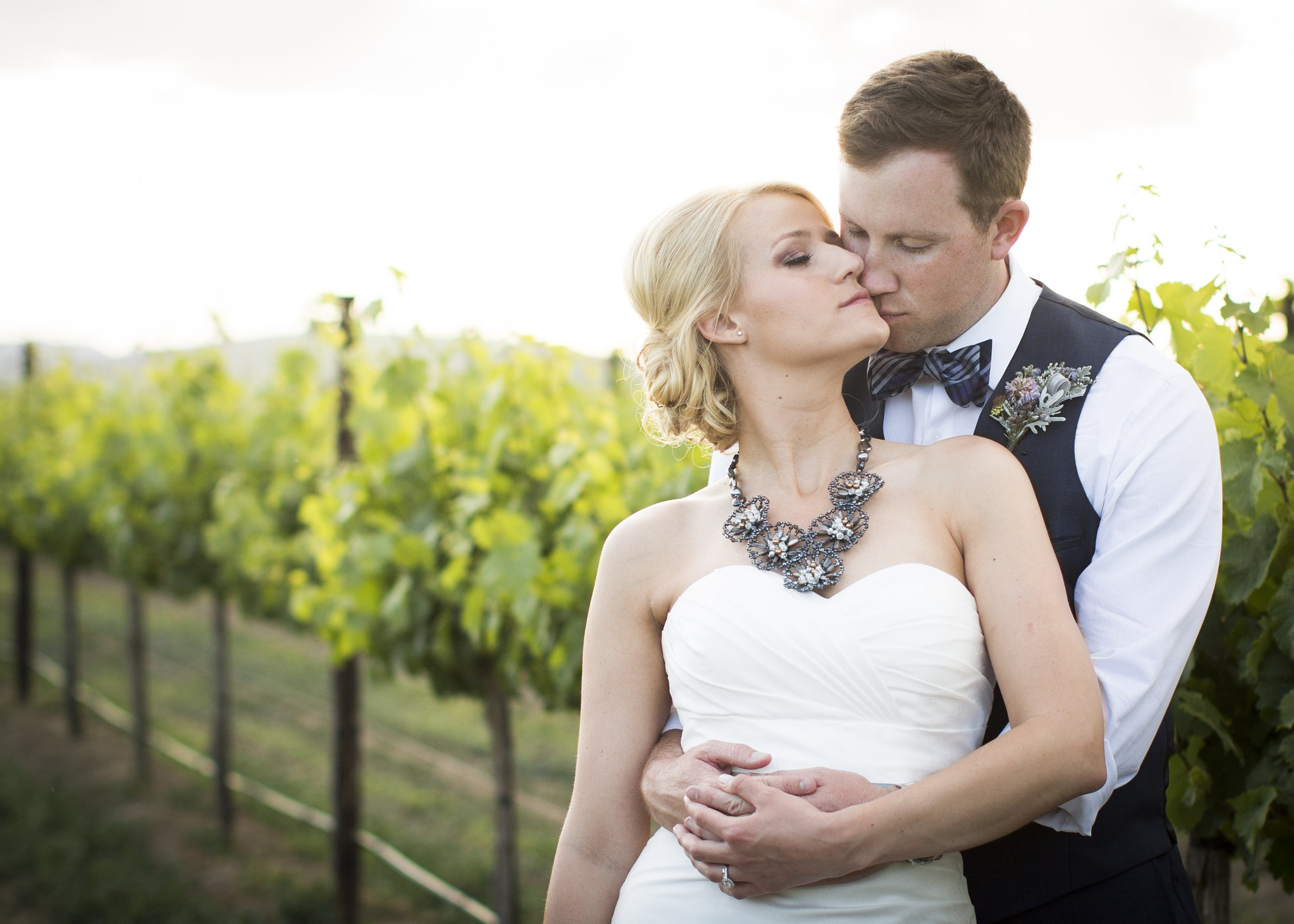 Annie + Zack  | Goose Ridge Winery