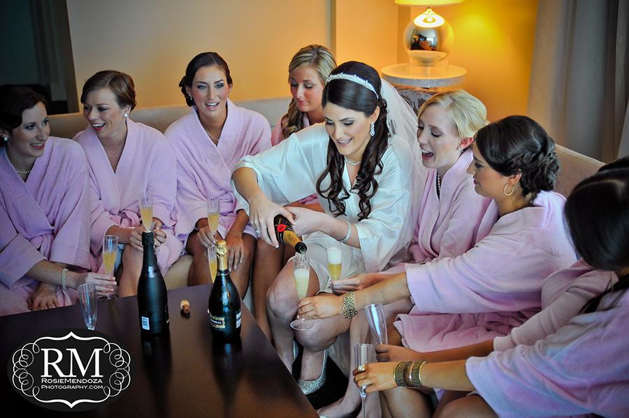 Eden-Roc-Miami-Beach-Wedding-bridesmaids-preparation-photo
