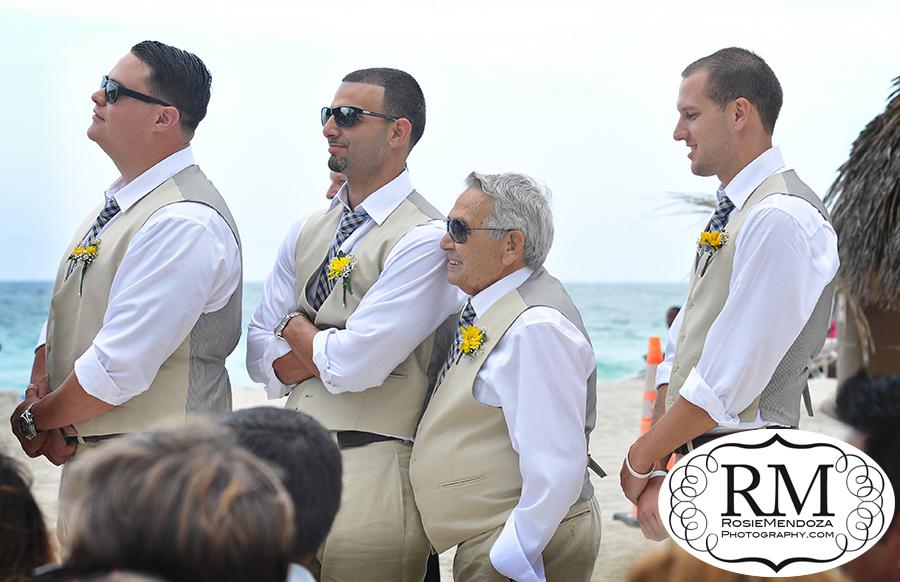 Miami-Beach-Wedding-groomsmen-photo